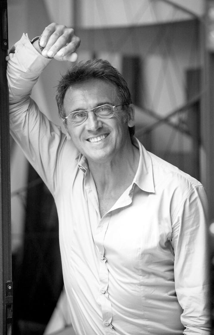 Designer Tullio Marani